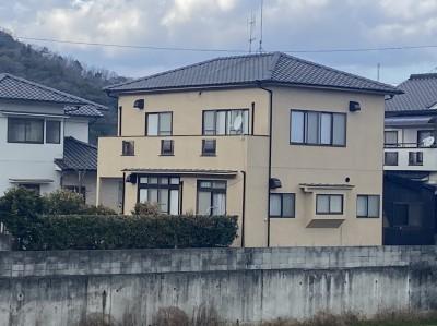 福山外壁塗装 仕上
